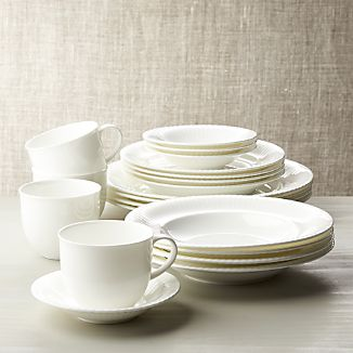 Olivia 20-Piece Dinnerware Set