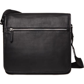 Marimekko Olkalaukku Black Leather Bag -...