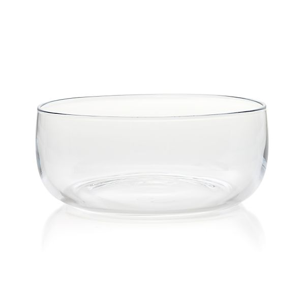 Ollie Large Glass Bowl