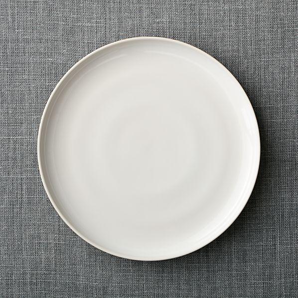 Olson Grey Dinner Plate