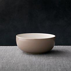 Olson Grey Bowl