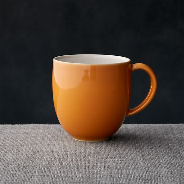Olson Orange Mug