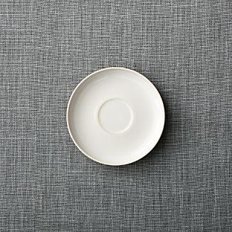 Olson Grey Saucer
