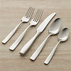 Olympic 5-Piece Flatware Place Setting.
