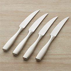 Set of 4 Olympic Steak Knives