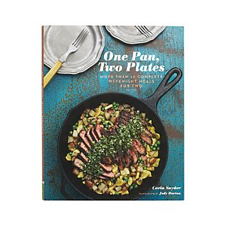 One Pan, Two Plates Cookbook