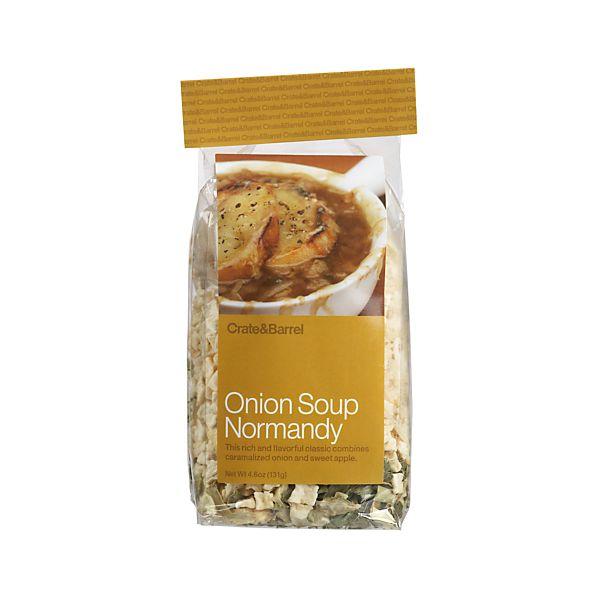 Onion Soup Normandy