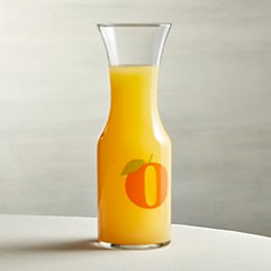 Orange Juice Carafe