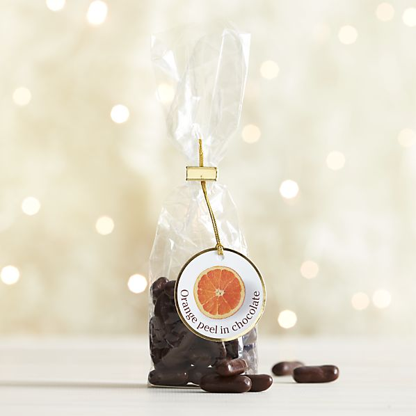 Orange Peel in Dark Chocolate