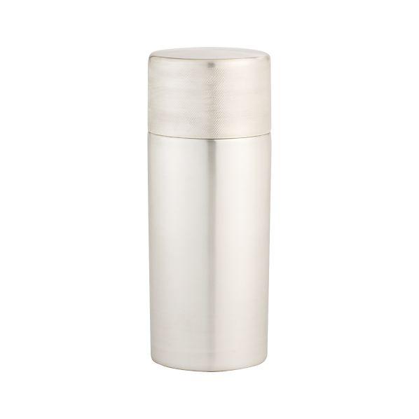 Orb Silver Shaker