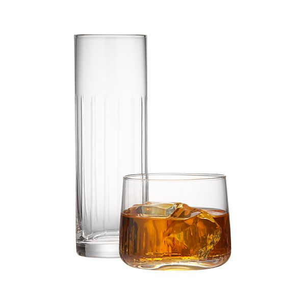 Orb Drink Glasses