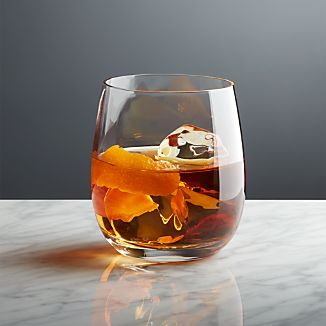 Oregon Double Old-Fashioned Glass