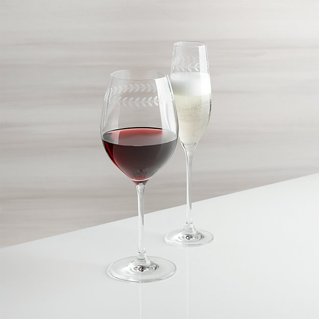 Oregon Vine Wine Glasses