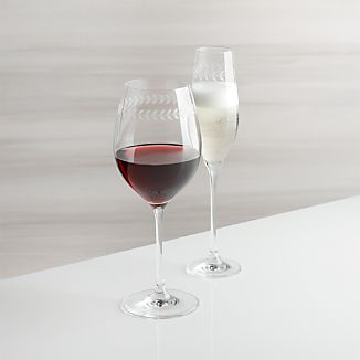 Oregon Vine Wine Glasses