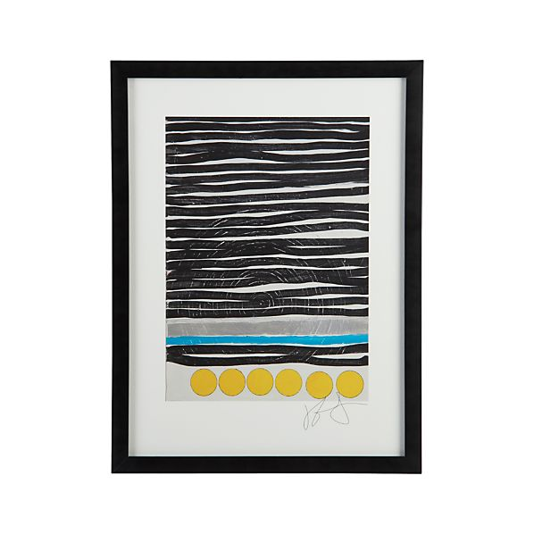 Organized Abstraction II Print