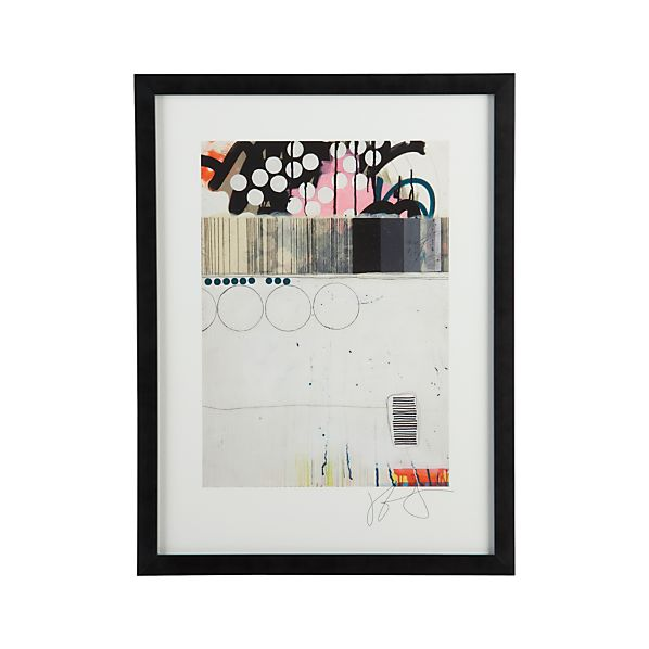Organized Abstraction III Print