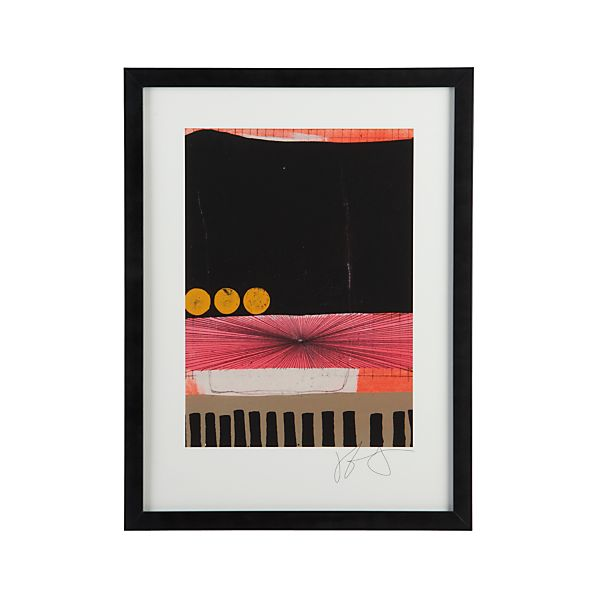 Organized Abstraction IV Print