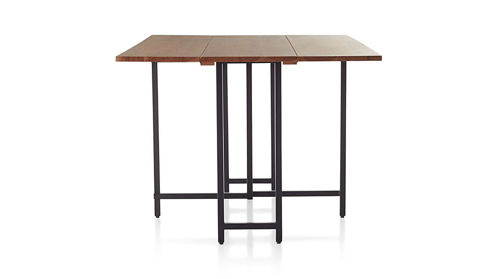 Rectangular Drop Leaf Dining Room Table