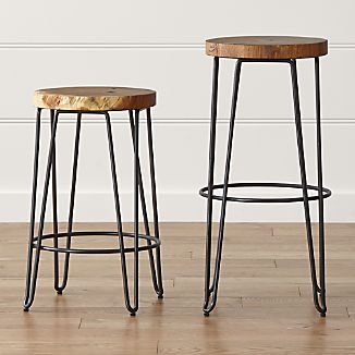 Origin Backless Bar Stools