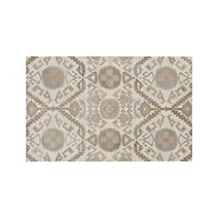 Orissa Neutral Wool 5'x8' Rug