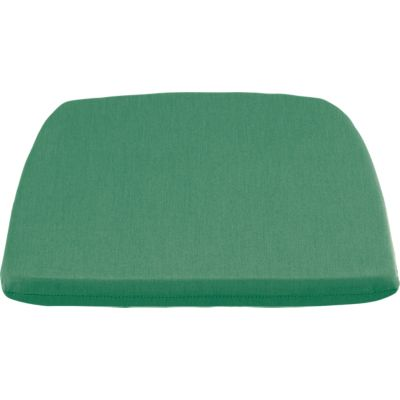 Orleans Sunbrella® Bottle Green Dining-Spring Chair Cushion