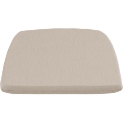 Orleans Sunbrella® Stone Dining-Spring Chair Cushion