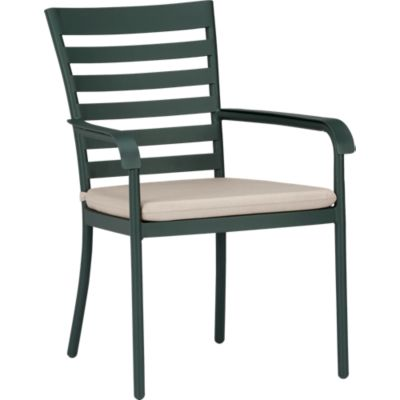 Orleans Dining Chair with Sunbrella® Stone Cushion