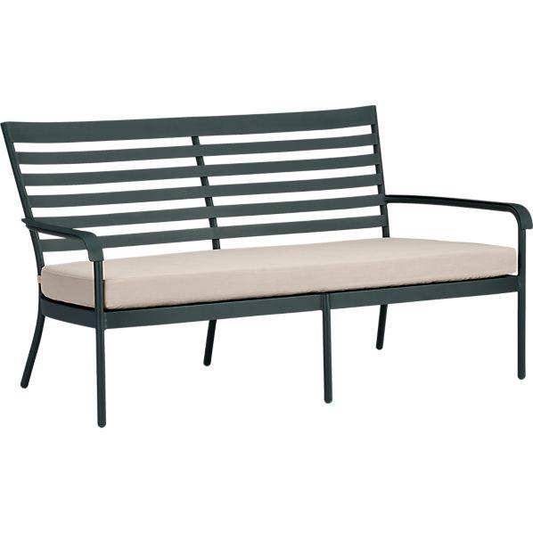 Orleans Sofa with Sunbrella ® Stone Cushion