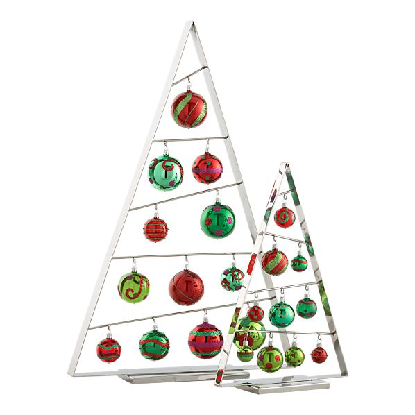 crate and barrel ornament chandelier designs - Crate And Barrel Christmas Decorations