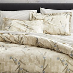 Osaka Blue Full-Queen Duvet Cover
