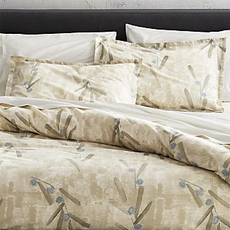 Osaka Blue Duvet Covers and Pillow Shams