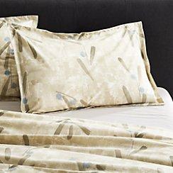 Osaka Blue Standard Pillow Sham
