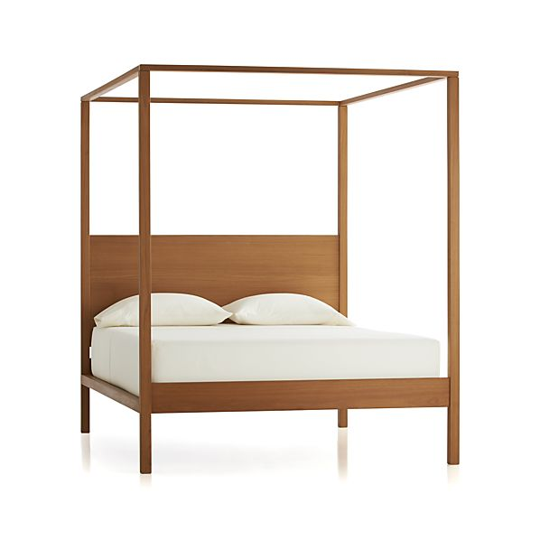 Osborn Queen 4-Poster Bed
