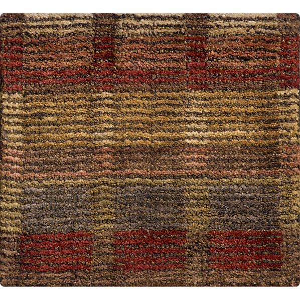"Osborne 12"" sq. Multi Rug Swatch"