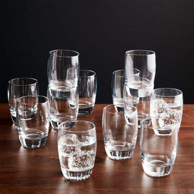 Set Of 12 Otis Juice Glasses Crate And Barrel