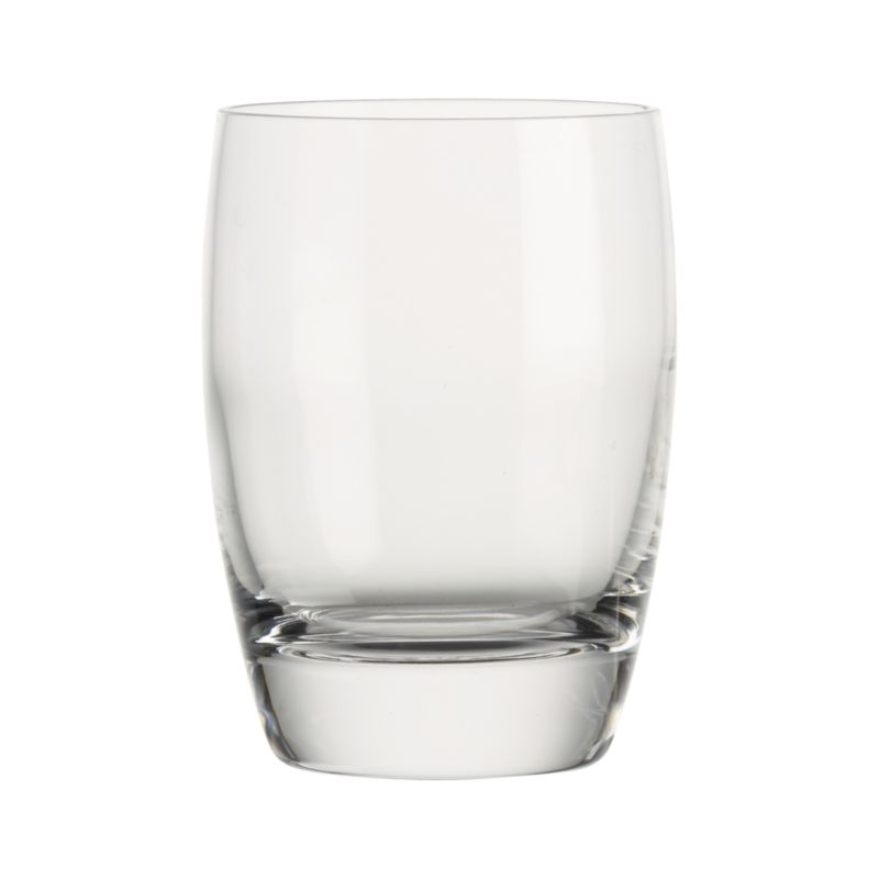 Stock the bar with classic Italian entertainers priced for every day, styled for every occasion… formal to casual. Dishwasher-safe barware curves gracefully to thick, clear shams.<br /><br /><NEWTAG/><ul><li>Casual everyday glass at an exceptional value</li><li>Clear glass</li><li>Dishwasher-safe</li><li>Made in Italy</li></ul>