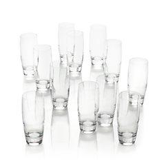Set of 12 Otis Tall Drink Glasses