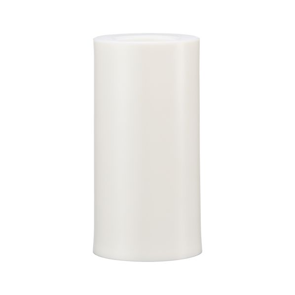 "Outdoor 6""x12"" Pillar Candle with Timer"