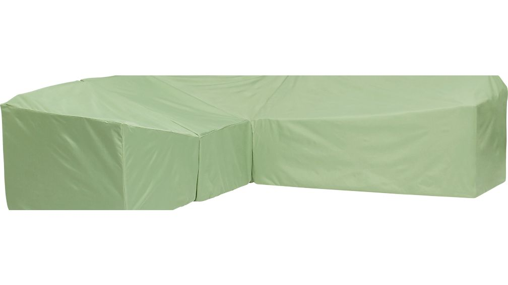 Sectional Chair/Corner Outdoor Furniture Cover