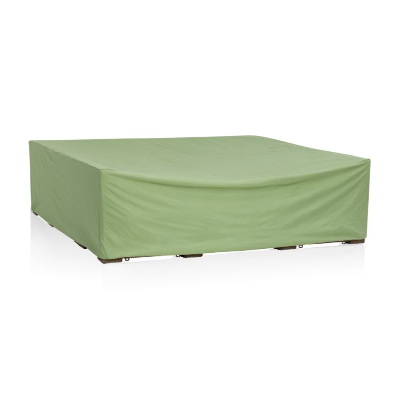 Sectional Outdoor Furniture Cover Crate And Barrel