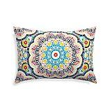 Kaleidoscope Outdoor Lumbar Pillow
