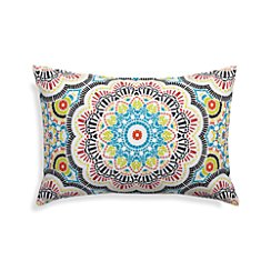 Kaleidoscope Outdoor Lumbar Pillow