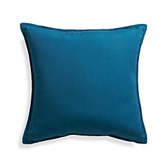 "Sunbrella ® Turkish Tile 20"" Sq. Outdoor Pillow"