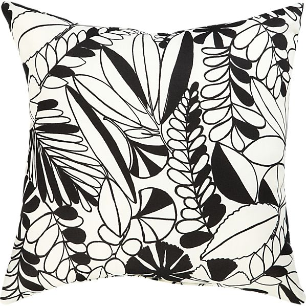 "Zahra 20"" Sq. Outdoor Pillow"