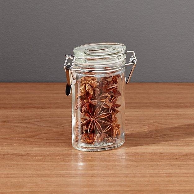 Oval Spice/Herb Jar