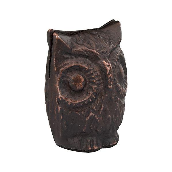 Owl Placecard Holder