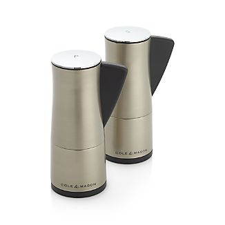 Cole & Mason ® Oxley Salt and Pepper Mills