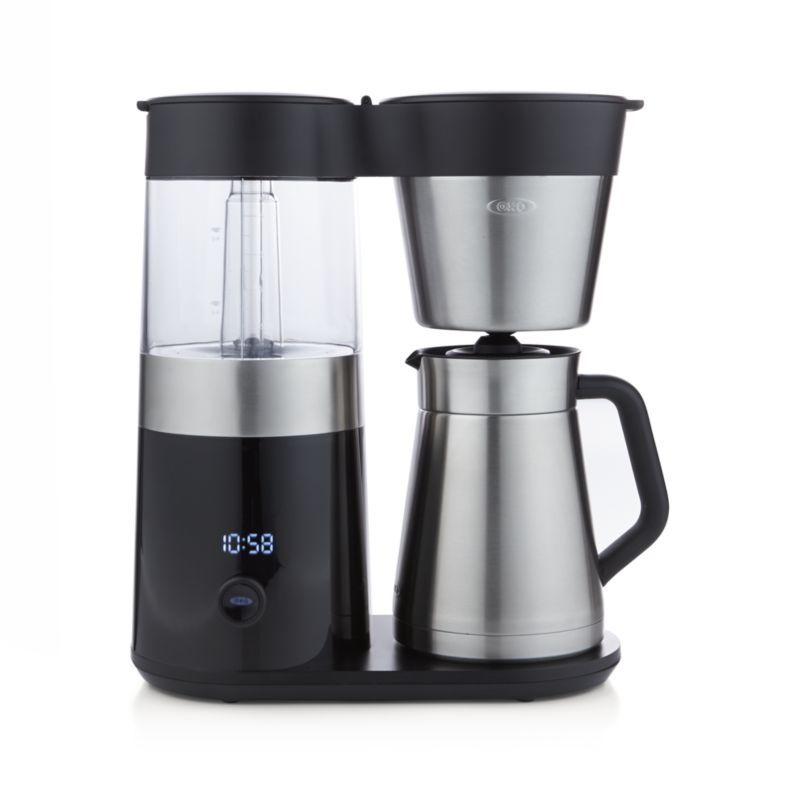 OXO On 9-Cup Coffee Maker in Coffee Makers Crate and Barrel