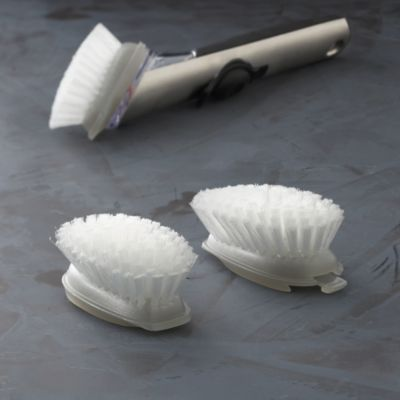 Set of 2 OXO® Soap Dispensing Dish Brush Replacement Brushes