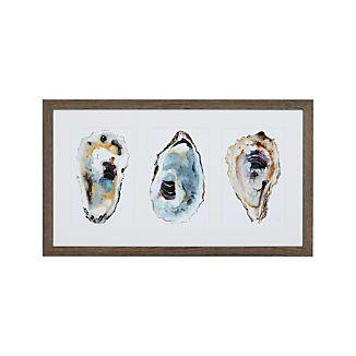 Oyster Shimmer Print